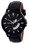 REDUX Analogue Black Dial Men's Watch