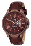 Redux Analogue Brown Dial Men's & Boy's Watch