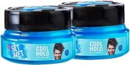Set Wet Styling Gel for Men, 250 ml (Pack of 2)