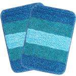Soft Microfiber  Bath Mat (Pack of 2)