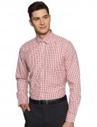 Solid Regular Fit Formal Shirt
