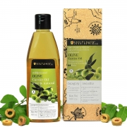 Soulflower Olive Oil, 225ml