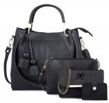 Speed X Fashion Sling Bag & Handbag Combo (Set of 4)