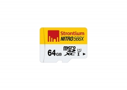 (loot lo) Amazon-Strontium 64GB Class 10 Memory Card Just Rs.999(Worth Rs.2799)