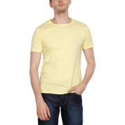 Vettorio Fratini by Shoppers Stop Mens Solid T-Shirt