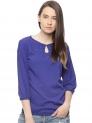 VVOGUISH Women's Regular Fit Cotton Top