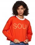 Women's Cotton Poly Terry Sweatshirt