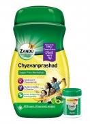 Zandu Chyawanprashad – 900 g with Zandu Balm – 25 ml
